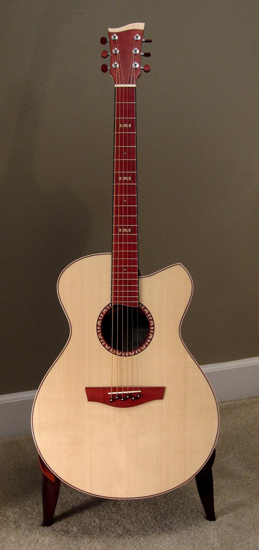 Ken Franklin, Luthier – Cerise