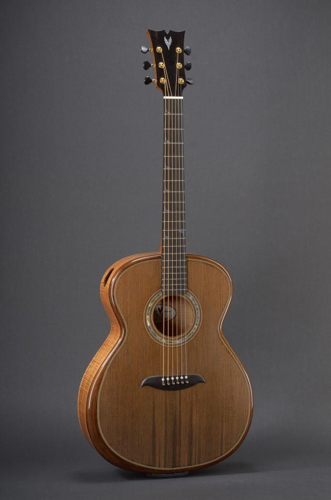 Rick Micheletti, Luthier – Koa Acoustic